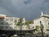 E&Oホテルに泊まる三世代ペナン旅行(1)移動とホテル