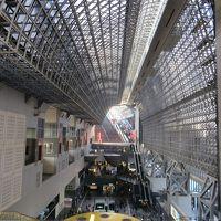 京都案内(京都駅、南禅寺、錦市場へ)