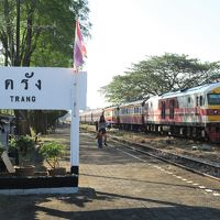 タイひとり旅 バンコクから夜行列車でランタ島へ vol.2ランタ島へ移動編