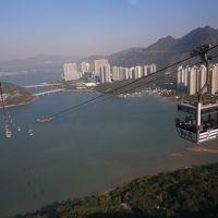家族で香港・マカオ旅行 食べ歩き&たまに観光