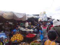 (38)2018年GW西アフリカ8日間(1)ベナン(コトヌー(ガンビエのノウコエ湖の水上集落 ダントッパ市場 )