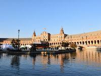 エミレーツ航空ファーストクラスで行くロンドン・パリ・スペイン&ドバイ旅行 �スペイン アンダルシアその1