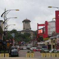 マレーシア 「行った所・見た所」 ジョホールバル(イミグレーションビル・JBセントラル駅から市街地へ)