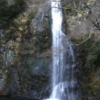 箕面大滝を見に行ってみました    ☆大阪府箕面市