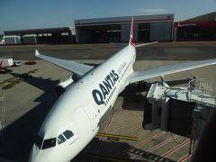 カンタス航空ビジネスのシドニー⇔パース往復は快適