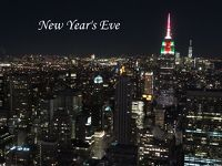 New Year's Eve. - eight -