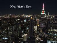 New Year's Eve. - nine -