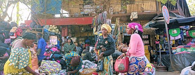西アフリカ航空旅行(セネガル、ブルキナ、ニジェール、...