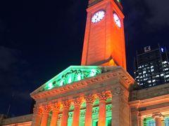 ■磁器婚式記念 オーストラリア家族旅■ Brisbane Day6「最高の海からブリスベンコース」