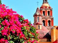 """原色のシャングリラ♪キューバ&メキシコ Vol.3 ドラマティックな館に手招きされて@メキシコ世界遺産のコロニアルシティ""""ケレタロ"""""""