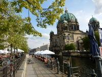 2017GW 初の東ドイツ〜プラハ 【48】ベルリン最終日 シュプレー川沿いで夕食