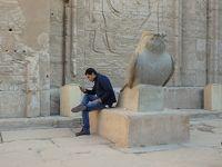 Day 5-1 エジプト旅行記(ホルス神殿)