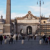 イタリア 冬の旅 2日目 (ローマ到着・散策)