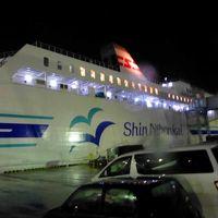 2014年 北海道の旅(1日目) 敦賀港