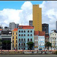 レシフェ(ヘシフェ)の街並み、マルコ・ゼロからトコトコと、目的なしで、ただただ歩く編..1..(レシフェ/ペルナンブコ州/ブラジル)