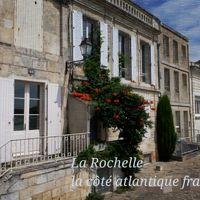 大好きフランス vol.10 La Rochelle  あの絵の塔と海にあいに
