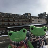冬の1人旅 2 十勝川温泉でのんびり