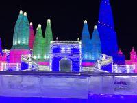 中国5-ハルビン(氷祭り)2018