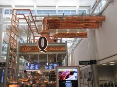 メキシコ�ANAファーストでヒューストン経由,UAビジネスでカンクン着。