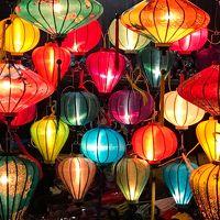 ランタンの街ホイアンへ(ベトナム・香港旅行記�)