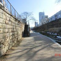 ソウル自由旅行 2泊3日(3日目、ホテルから東大門まで散歩して明洞餃子を食べる)