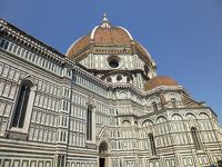 ウンブリア&トスカーナで夏休み フィレンツェ 1 シエナ朝散歩、そして花の都フィレンツェへ!