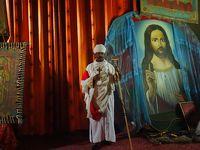 エチオピア12日間 �ラリベラ、世界遺産の岩窟教会