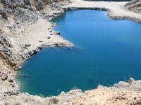 カザフスタン西部 アティラウ州の真珠 インデル塩湖 その2