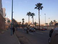 モロッコ夫婦旅 カサブランカ