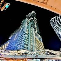 大阪マリオット都ホテル 宿泊記 【後編】 (プレミアムコーナールーム) & 高さ日本一のハルカス300を無料で満喫!