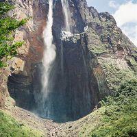 失われた世界が見たいとギアナ高地へ、2000年7月=2(エンジェルフォールに圧倒されて)
