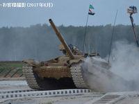 2017 モスクワ戦車バイアスロン観戦記 砂塵を巻いて駆け抜ける戦車群(前編)
