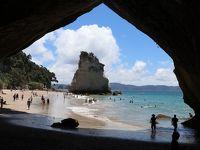 レンタカーで巡る年末年始のニュージーランド・2週間の旅〈4〉 〜美しいビーチ・Cathedral CoveへGo!〜