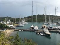 3連休にバースデイ休暇付けてカリブ海の国々へ(3)アンティグア・バーブーダのセントジョンズとイングリッシュハーバー