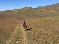 ウランバートル観光&乗馬@ゲルキャンプ(2017年8〜9月の旅 その17))