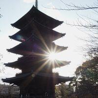 年末年始は初京都♪美仏さまにお会いした〜い!!� ★東寺、永観堂・・・など★