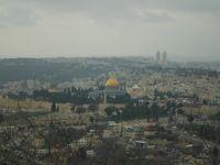 エルサレムの聖地観光