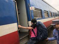 2018年ベトナムラオスタイ研修旅行4(ベトナム・ダナンから統一鉄道に乗り、ハイヴァン峠・ランコー島・フエを眺めて目指すはドンハ)