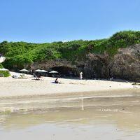 姪っ子達と行く宮古島御褒美旅行記その2砂山ビーチと伊良部島