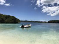 ベストシーズンのニューカレドニア� 3日目「イル・デ・パンへ!カヌメラ湾に宿泊」