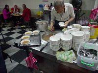 台湾食べ歩き(3)台北 2日目の朝は