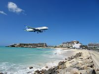 4連休でカリブ海の島めぐり(4) セントマーチン