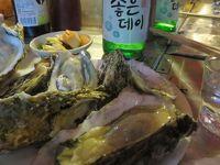 オラはやっちまっただー! の釜山に牡蠣食べに行こう1泊2日