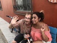 """駐在のついでに 【その129】 メキシコ遠征(5)  """"La Paz"""" に到着、""""Peace Hostel"""" にチェックイン!"""