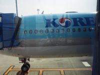 仁川空港新ターミナル2を見に行くソウル�大韓航空出発編・ロッテホテル明洞クラブフロア宿泊