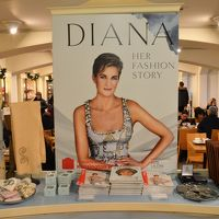 【英国・ロンドン/3】ダイアナ妃展とRYANAIR!ヨーロッパ&モロッコへ新年旅(ヒースロー&スタンステッド空港探検)
