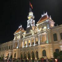 初のベトナム 2018新年:01/05 ホーチミン到着,整頓と混沌を体感