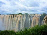 アフリカ大人旅♪NO.3 ヴィクトリアフォールズ・ザンビアとジンバブエの国境を歩いて渡ろう