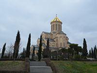 ジョージア(グルジア)続編、正教会の大聖堂とトビリシ市内の眺望