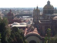 メキシコ国内バス移動の旅。8